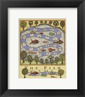 Framed Fish Game