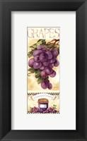 Framed Grapes