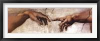 Framed Creation (Hands)