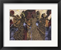 Kindred Souls Framed Print