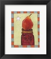 Framed Raspberry Starlight