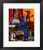 Happy Hour IV Framed Print