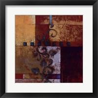 Morning Dream I Framed Print