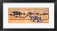 Out of Africa II Framed Print