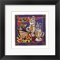 Caffe Mocha Framed Print