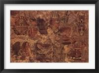 Framed Egyptian Mysteries II