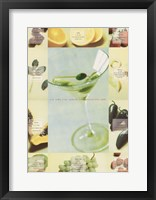 Martini II Framed Print
