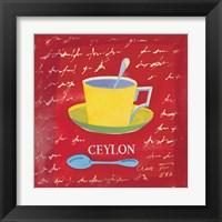 Framed Ceylon