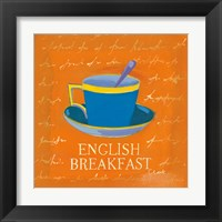 Framed English Breakfast
