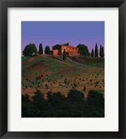 Framed Near Sienna