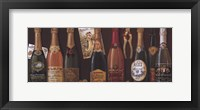 Framed Champagne Panel