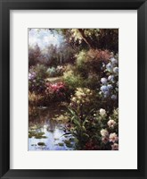 Waters Edge Framed Print