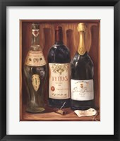 Framed Wine Cabinet II