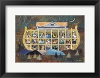 Framed Story of Noah's Ark