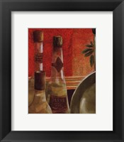 Framed Essence of the Meal IV