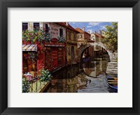 Framed Douce France