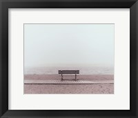 Framed Bench: Westport, CT