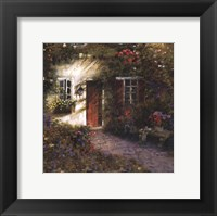 Framed Peaceful Entry