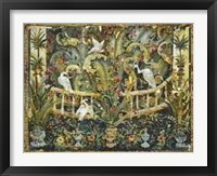 Framed Aviary