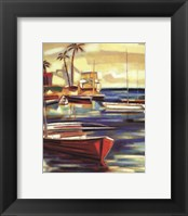 Framed Bay Breeze II