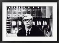 Framed Michael Caine, Harry Palmer