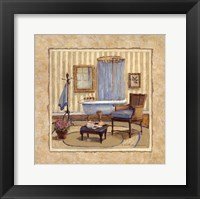Romantic Bath II Framed Print