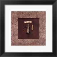 King's Screw 1800'S Framed Print