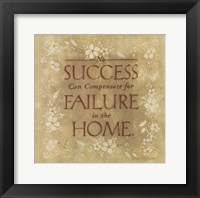 Framed No Success