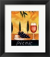 Framed Picnic