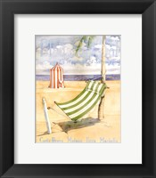 Playa Del Sol - Mini Framed Print