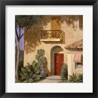 Framed San Miguel