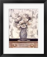 Framed Octavia's Tulips