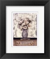 Octavia's Tulips Framed Print