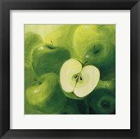 Framed Apfel