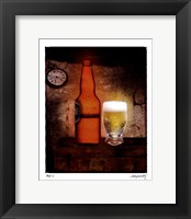Beer 2 Framed Print
