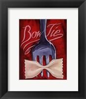 Bowtie Framed Print