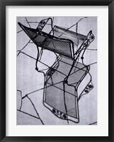 Framed Eloquent Chair I