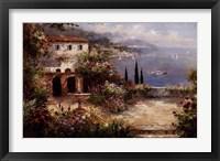 Framed Mediterranean Villa