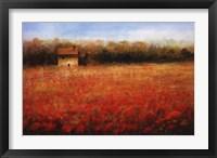 Framed Sparkling Field