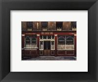 The Loose Vine Framed Print