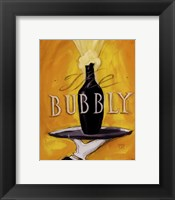 Framed Bubbly