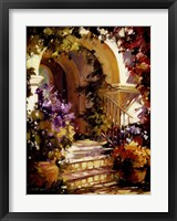 Framed Fragrant Entry