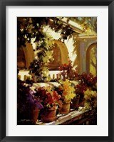 Festival Of Flowers Framed Print