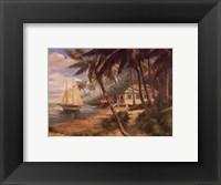 Framed Key West Hideaway