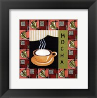 Framed Coffe-Mocha