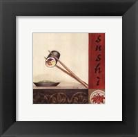 Framed Sushi