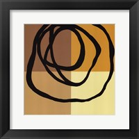 Framed Swirl Pattern I