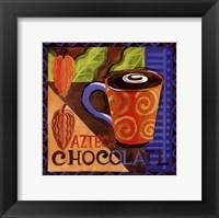 Framed Azteca Chocolate