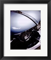 Tail Fins And Two Tones VIII Framed Print