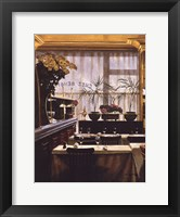Framed Chez Benoit